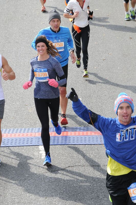 Colby - NYC Marathon